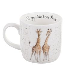 Royal Worcester Wrendale Designs Exclusive First Kiss Mother's Day Mug