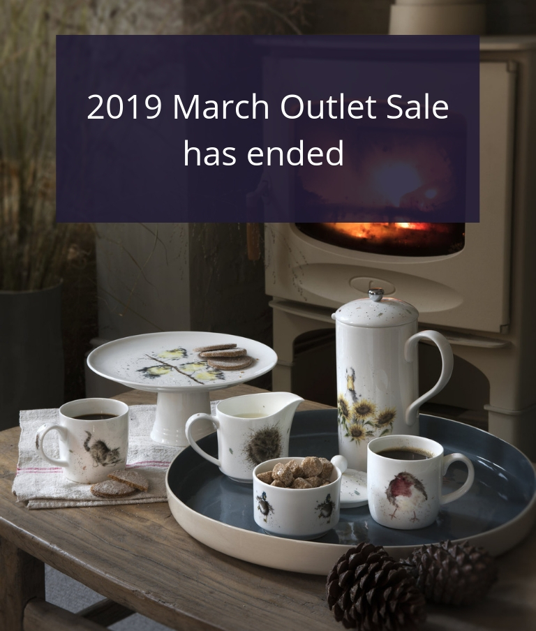 Royal Worcester 2019 March outlet Sale Has Ended