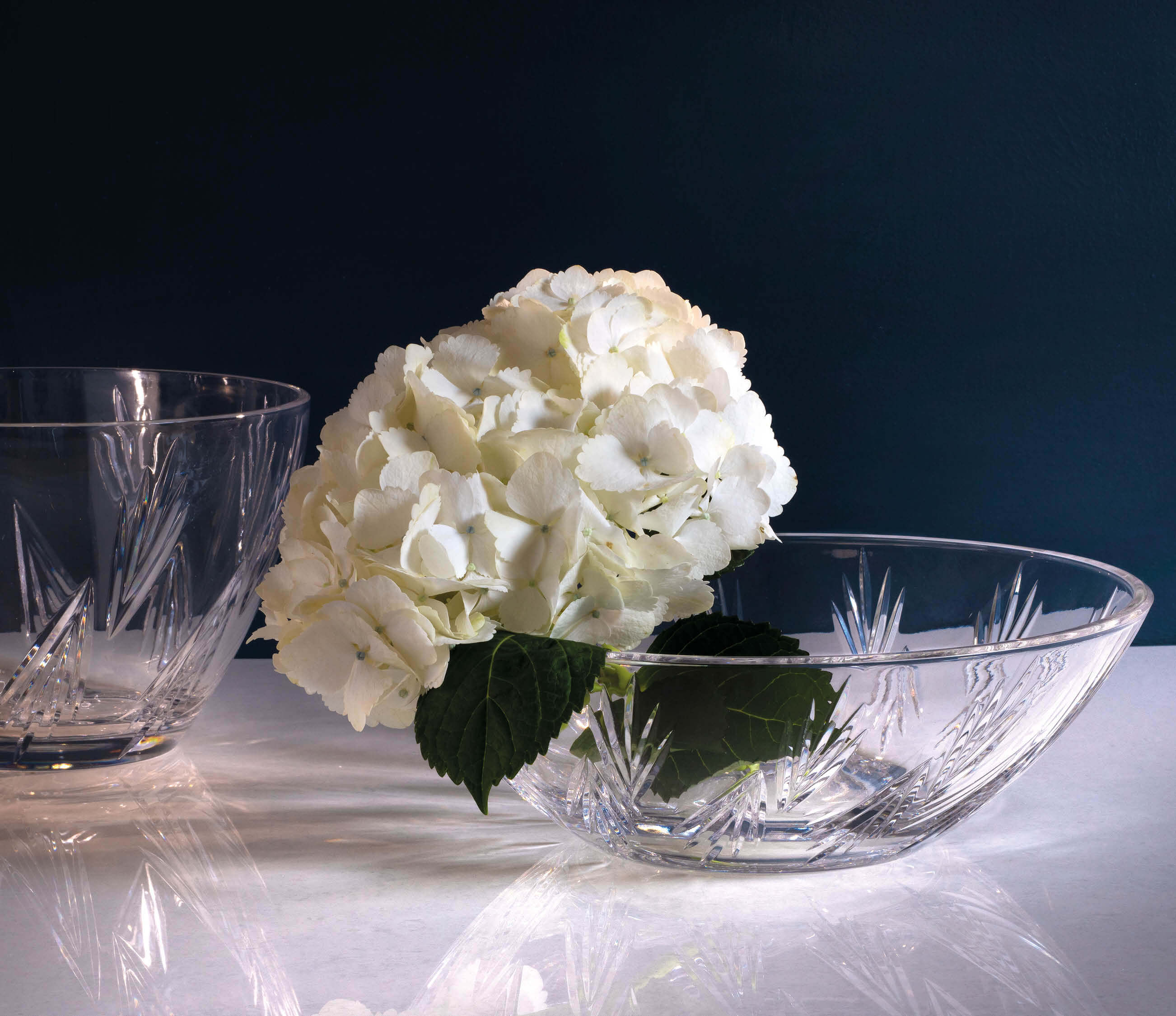 Royal Worcester Lead Crystal Glassware